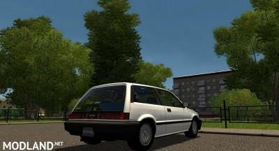 Honda Civic III (Custom Sound) [1.5.6], 2 photo
